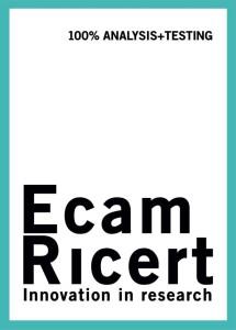 Logo EcamRicert