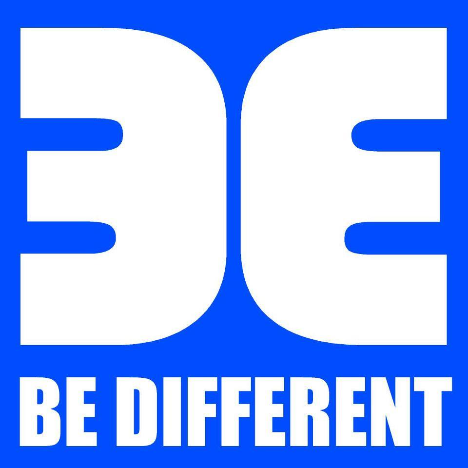 logo be different