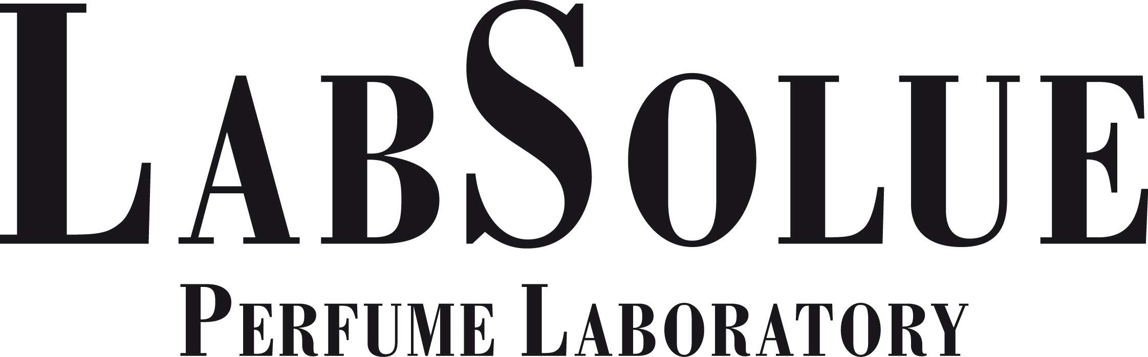 logo LabSolue+perfume lab