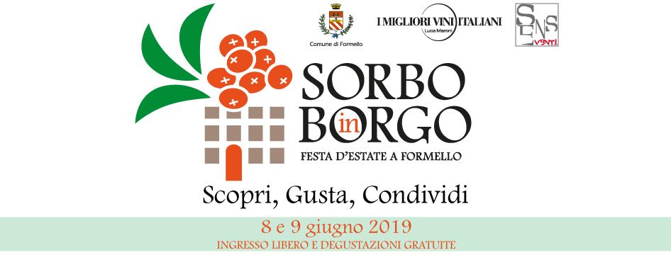 I Migliori Vini Italiani Sorbo in Borgo 2019