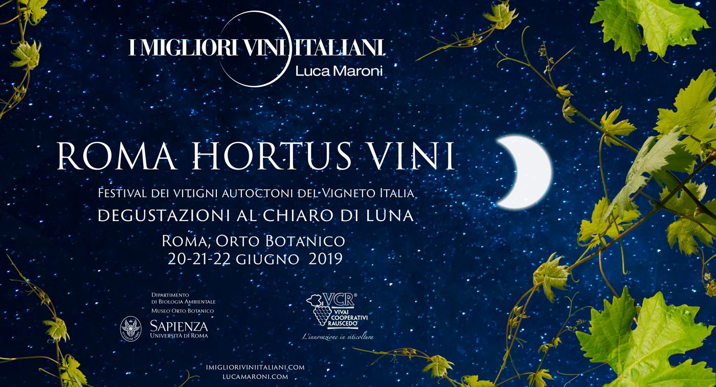 I Migliori Vini Italiani Roma Hortus Vini 2019