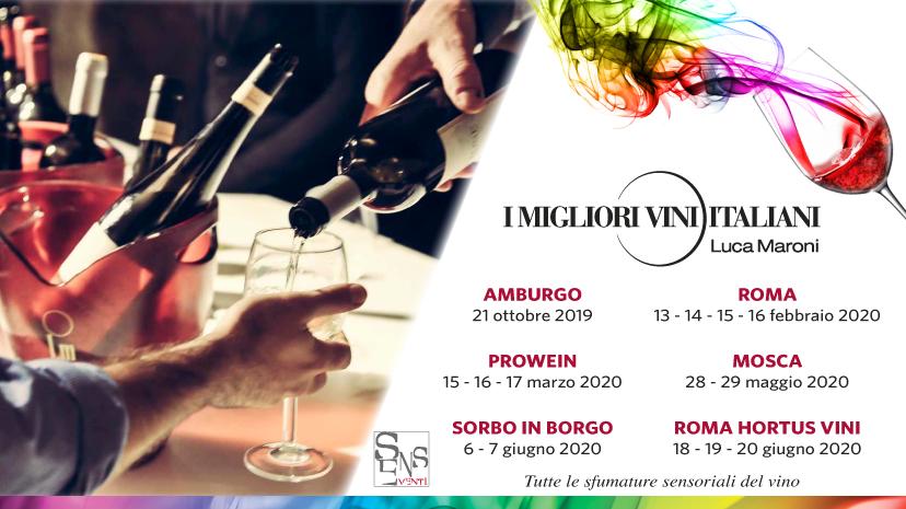 I Migliori Vini Italiani Eventi 2019 – 2020